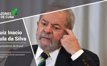 Entrevista exclusiva al expresidente brasileño, Luiz Inacio Lula da Silva
