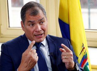 Correa pide elecciones anticipadas en Ecuador