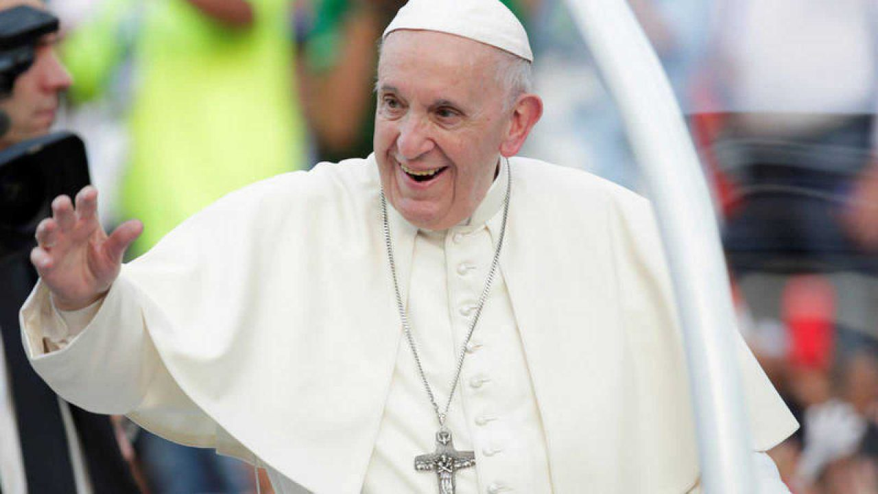 El Papa Franciso La Cia Y Las Iglesias Evangélicas