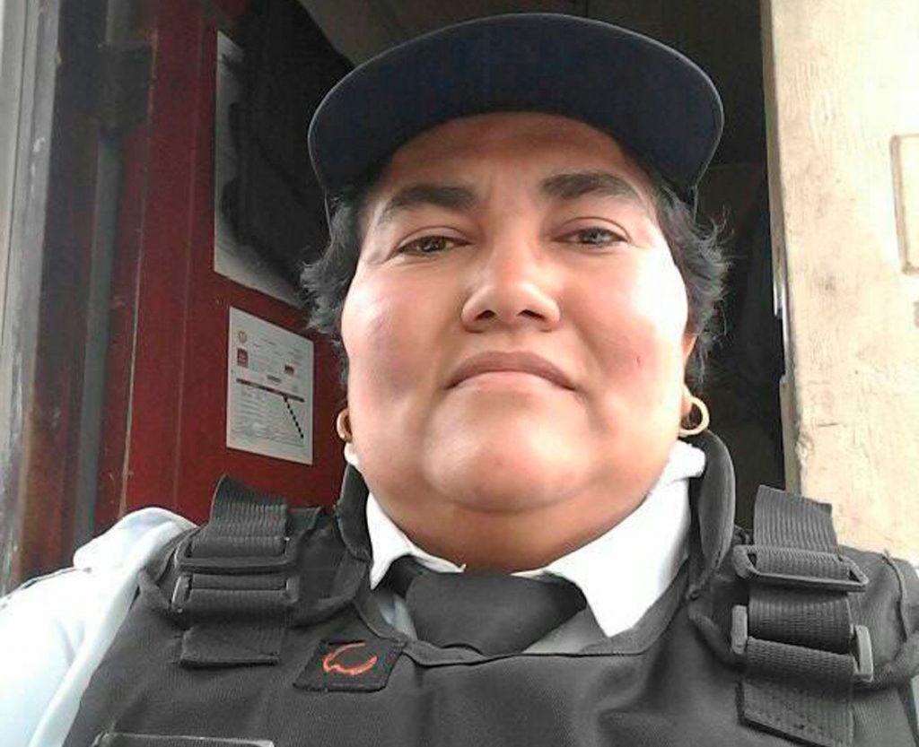 María Dolores Encalada, fallecida el 26 de marzo en Guayaquil, posiblemente por covid-19.