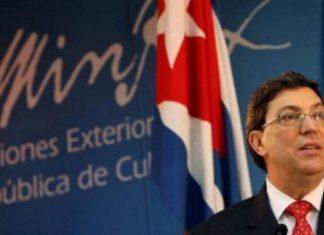 Canciller cubano llama a unir fuerzas contra la trata de personas
