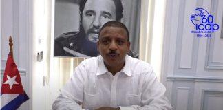 Gobierno de Estados Unidos mantiene franca y abierta hostilidad hacia Cuba, denuncia diplomático