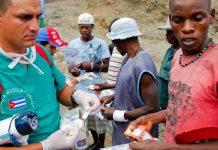 Los médicos cubanos en Cuba y el mundo