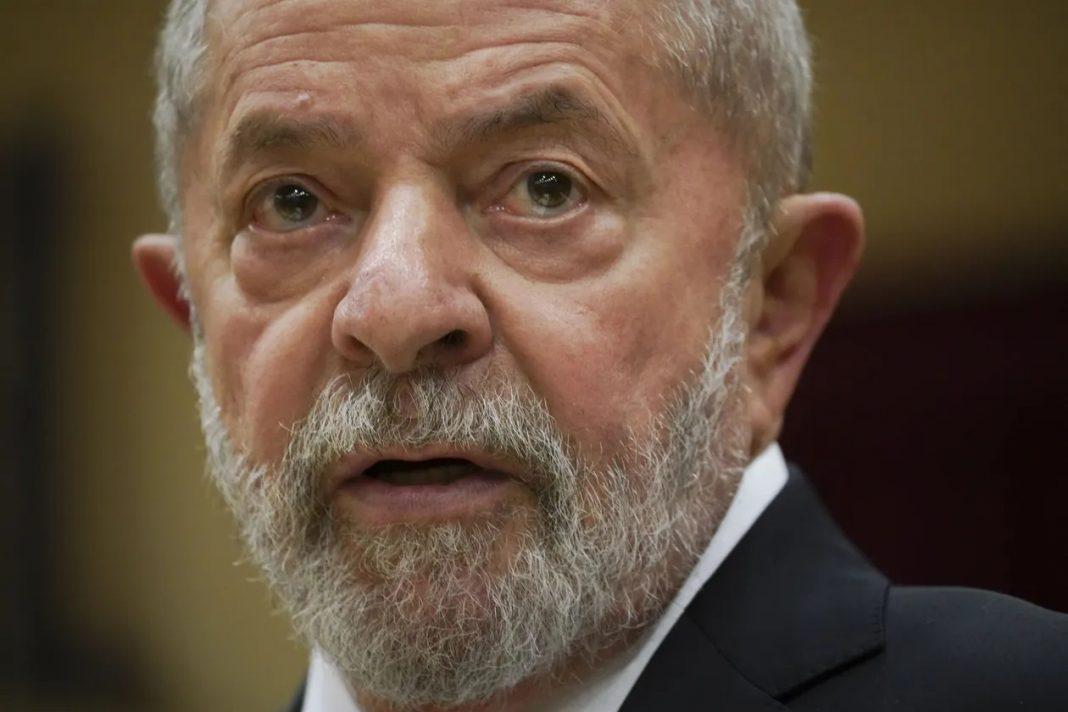 Lula da Silva a las órdenes de Brasil Foto La Razón