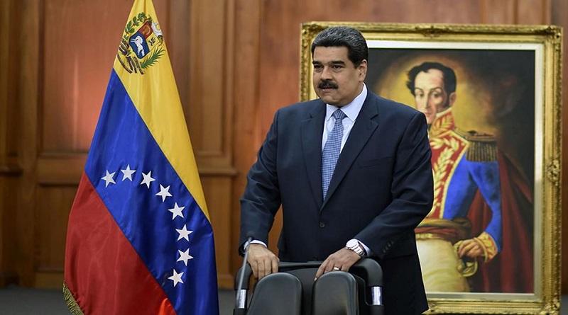 Maduro democracia contra bloqueo