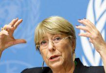 Michelle Bachelet será condenada por la historia
