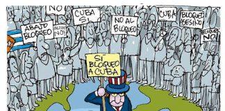 Nuevas sanciones de Estados Unidos Foto: Martirena