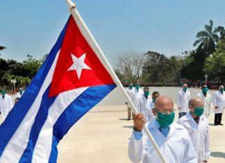 Premio Nobel a brigadas médicas cubanas