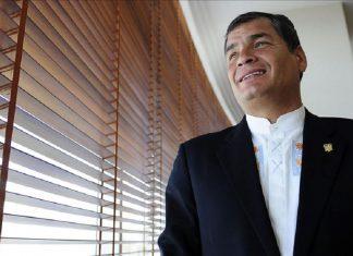 Tratan de cerrarle el paso a Correa