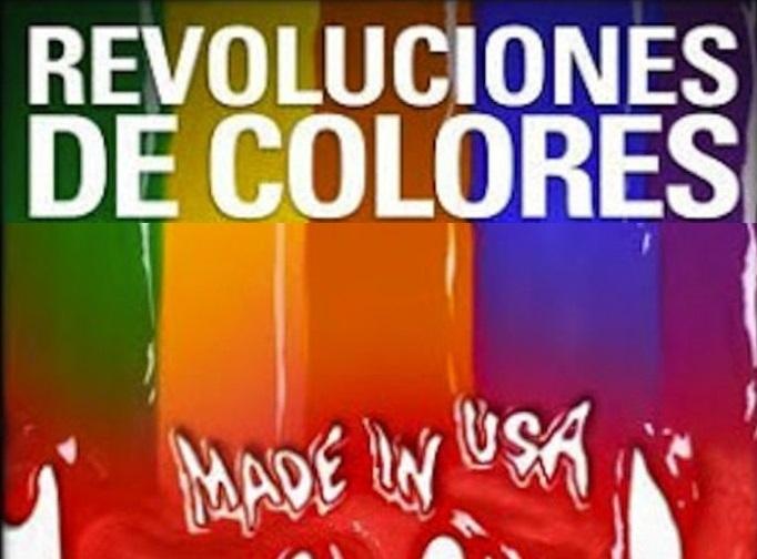 revoluciones de colores